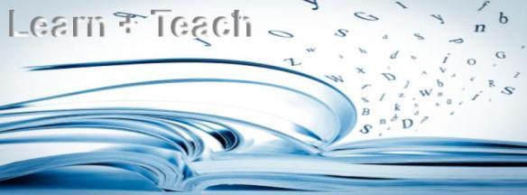 Learn + Teach