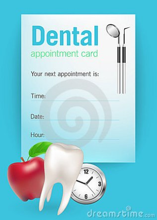 Heritage_Dental_appointment_reminder