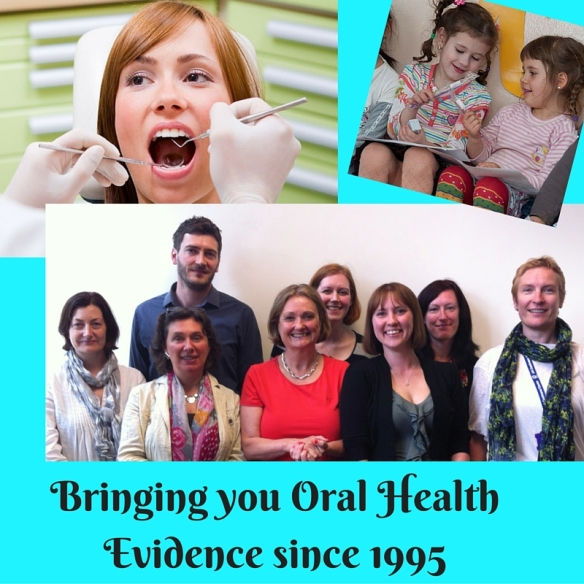 Bringing you Oral Health Evidence since 1995!